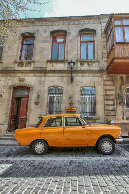 Explore Baku-Old Town