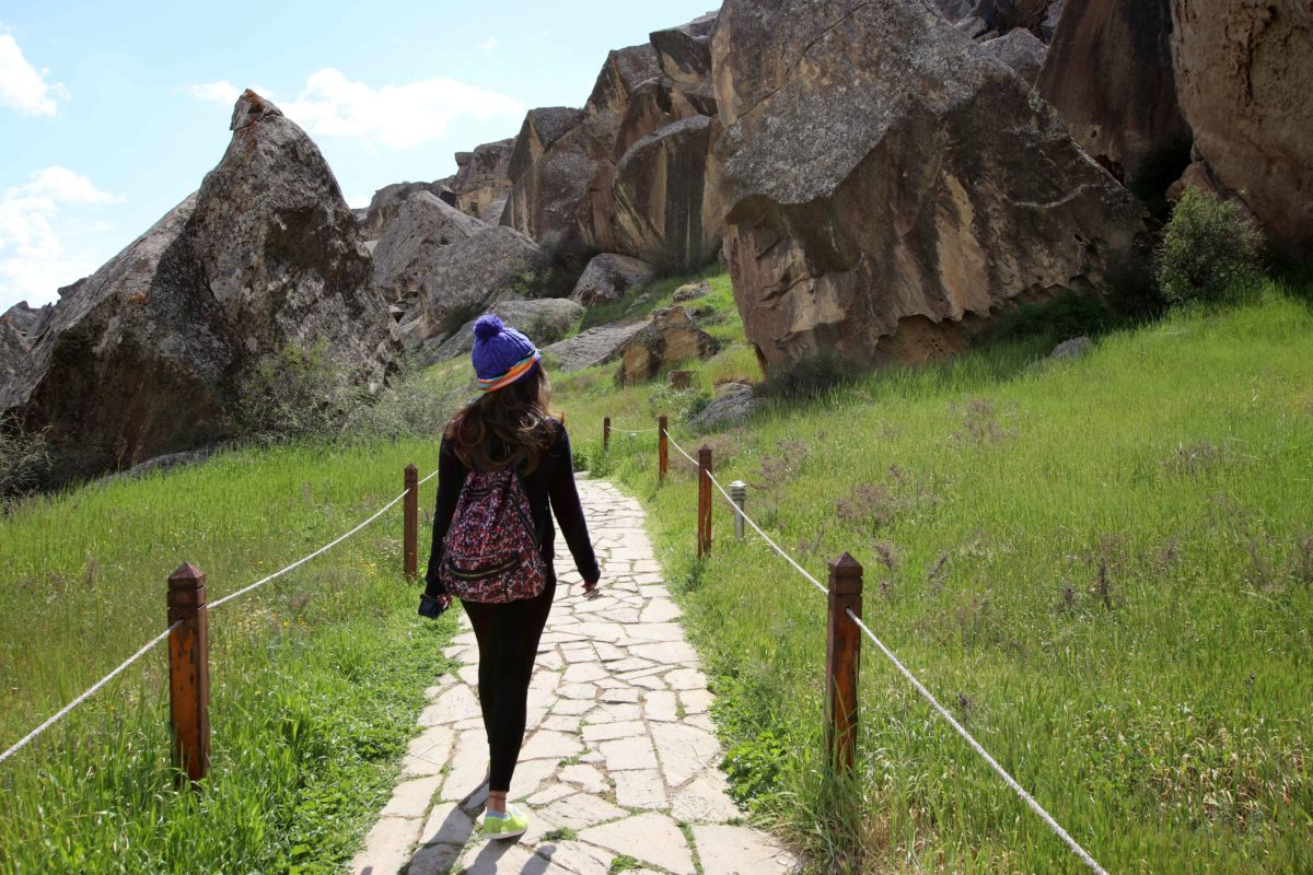 Explore Baku_gobustan