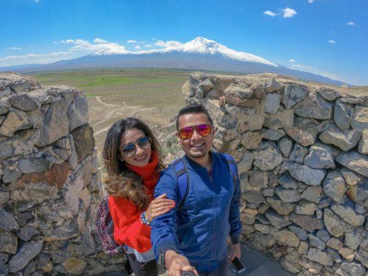 Khor Virap Monastery Armenia