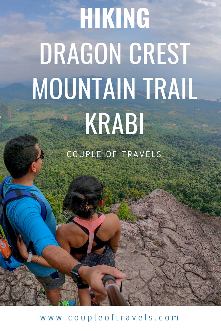Dragon Crest Mountain Trail/ Khao Ngon Nak