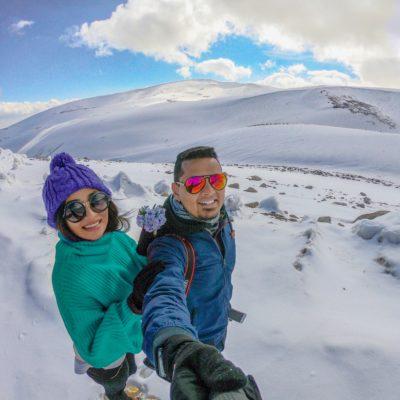 Mt Aragat Armenia