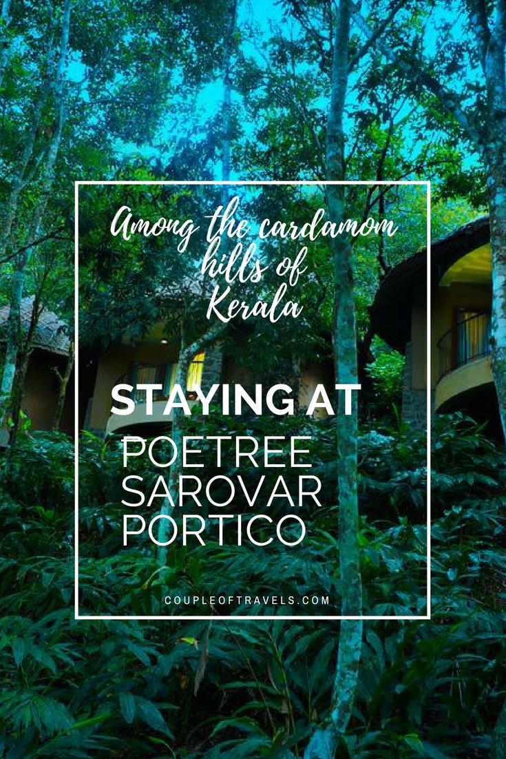 Poetree Sarovar Portico Hotel in Kerala India